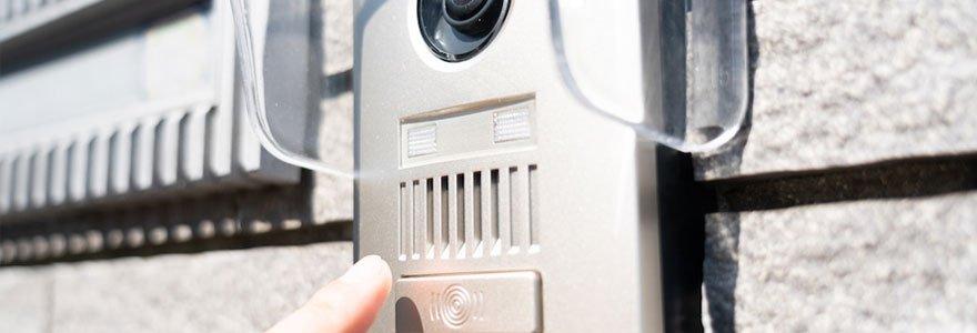 installer un interphone sans fil chez soi